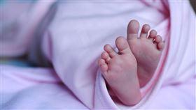 寶寶,嬰兒,腸病毒(圖/pixabay)