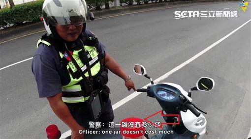 彰化北斗分局溪州派出所,員警,警員,單車,simon yu