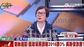 國民黨立委選情超緊繃…羅淑蕾急喊:我們主席是不是病了?