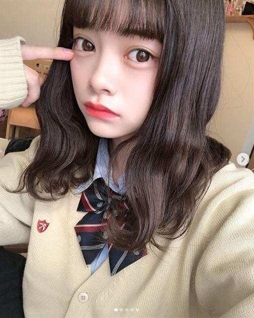 日本最可愛女高中生フリュー賞(FuRyu獎):ともか(圖/翻攝自IG)