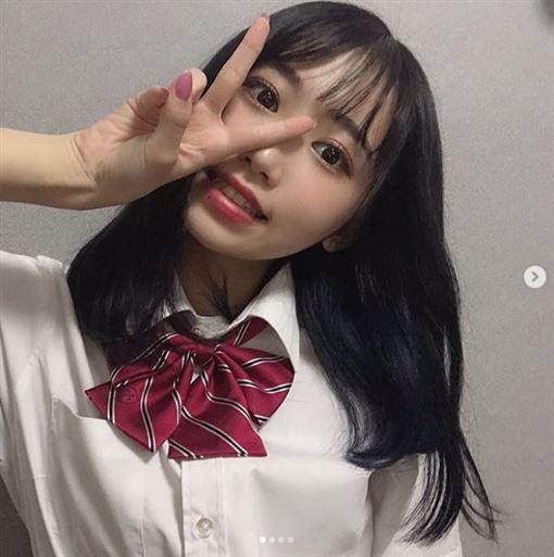 日本最可愛女高中生TEENS賞:ゆめのん(圖/翻攝自IG)