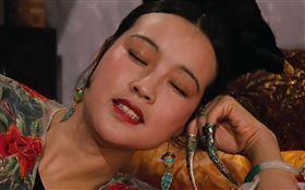 《一代妖后》劉曉慶飾演「慈禧太后」。翻攝百度