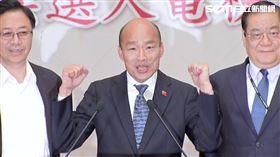 韓國瑜,第二輪政見發表會後聯訪