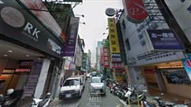 蘭陽街。(圖/翻攝自google map)