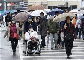 中央氣象局,北台灣,下半天降雨,清晨,低溫(圖/中央社)