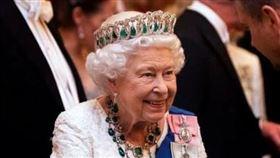 英國,伊莉莎白二世,安德魯王子,缺席,耶誕禮拜,今年顛簸(圖/翻攝自臉書)