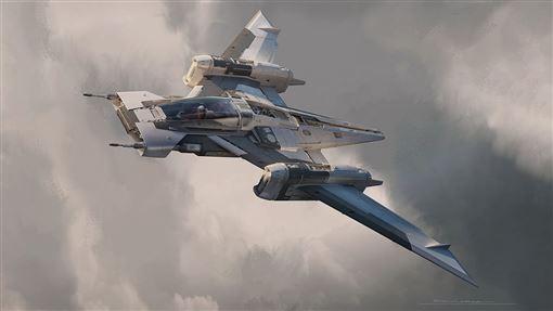 ▲Tri-Wing S-91x飛馬星際戰機。(圖/翻攝網站)