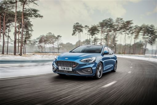 ▲New Ford Focus ST。(圖/Ford提供)