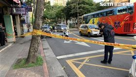 槍擊,大哥,命危,台北,翻攝畫面