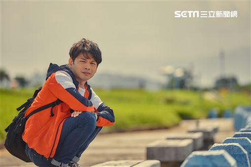 ▼▲(圖/藝起娛樂提供)26日阿KEN在個人臉書發布電影開拍前他為了籌措資金而拍的《練愛iNG》啟動短片作品,