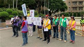 翻攝臉書臺灣勞動派遣產業工會