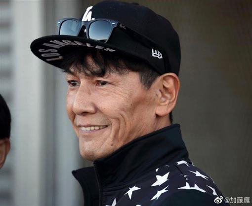 AV男優 加藤鷹 金手指 圖/翻攝自加藤鷹微博
