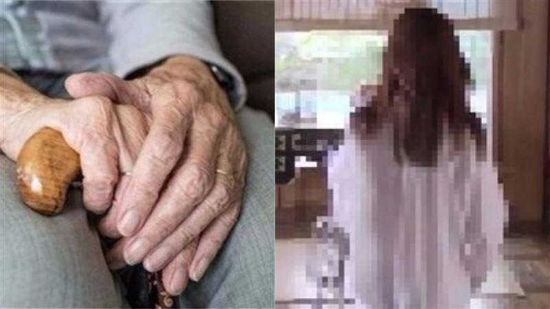 女看護做這事 70歲阿公嗨到起反應