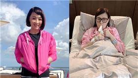 寶媽驚傳罹患肺腺癌 圖翻攝自寶媽臉書