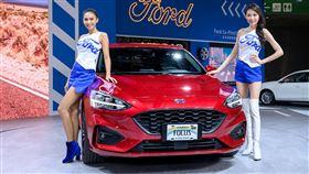 ▲Ford Focus ST-Line Lommel賽道特化版(圖/Ford提供)