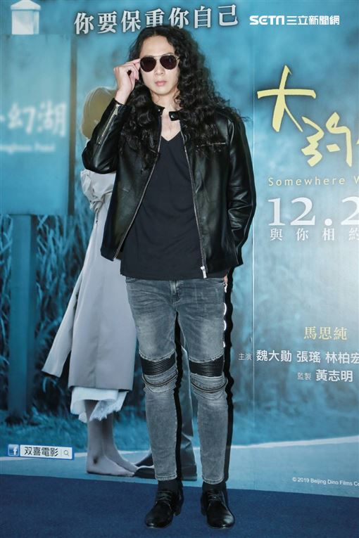 大約在冬季,王維明,陳婉若,王思偉,張佳翔 記者林士傑攝影