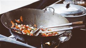 炒菜,瓦斯爐(pixabay)
