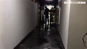 台北,北投,出租套房,火警,焦屍,氣爆