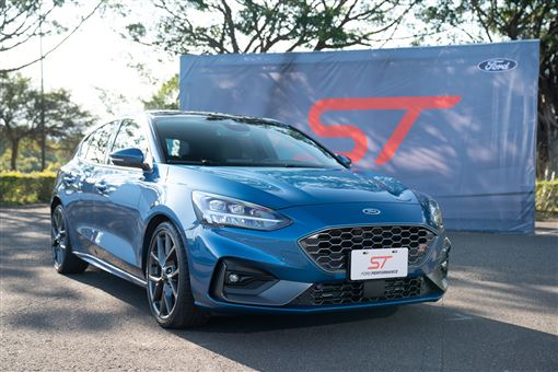▲Ford Focus ST(圖/Ford提供)