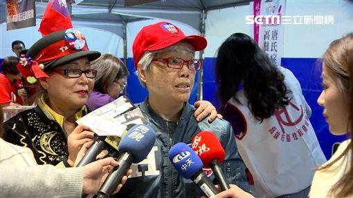 高雄退休教師標下韓國瑜原味外套