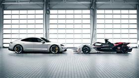 ▲Porsche首款電動車Taycan Turbo S。(圖/Porsche提供)