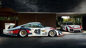 ▲全新Porsche 935復刻經典賽車。(圖/Porsche提供)
