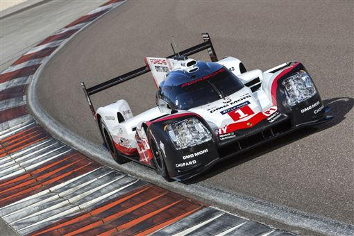 ▲利曼三連霸Porsche 919 Hybrid賽車。(圖/Porsche提供)