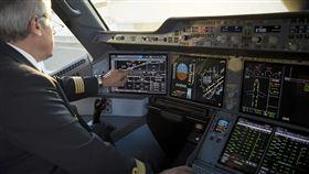A350觸控螢幕新功能 星宇列必選空中巴士新推出A350飛機駕駛艙觸控螢幕功能,星宇航空表示,購機選配考量是挑選最先進的設備,星宇的A350機型絕對將駕駛艙觸控螢幕列為必選項目。(空中巴士提供)中央社記者汪淑芬傳真 108年12月29日