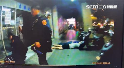 酒店,糾紛,民權東路 圖/警方提供