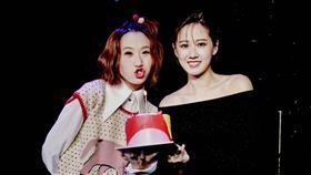 方志友開生日音樂會與粉絲同樂,找來好友Lulu黃路梓茵當嘉賓(圖/TVBS提供)