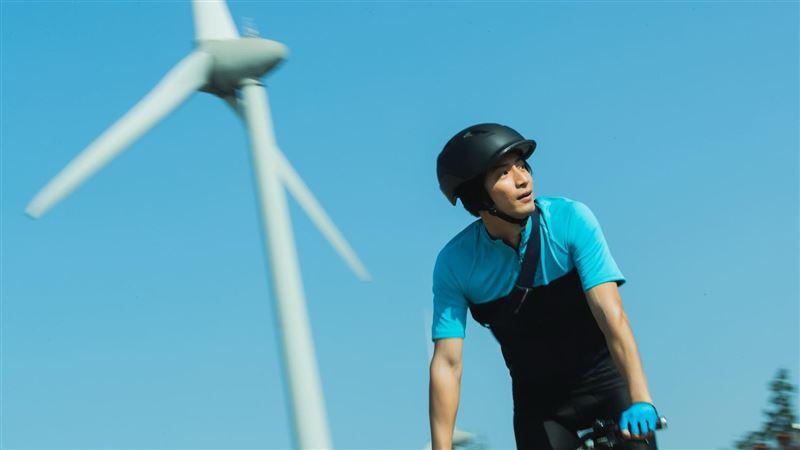 日男騎單車愛上台灣!賺到未開發路段