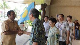 帛琉(圖/總統府提供)