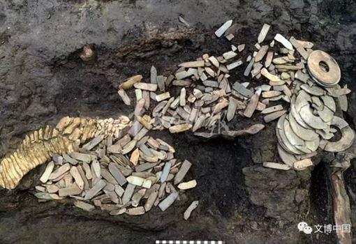 秦始皇陵「驚世文物」出土!陪葬墓挖出超多珍寶…墓主與秦始皇關係親密(圖/翻攝自微信公眾號 文博中國)