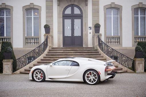 ▲Bugatti Chiron Hermès Edition(圖/翻攝自Bugatti)