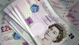 英鎊,英國,貨幣(圖/翻攝自Pixabay)