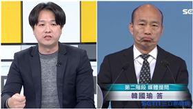 韓國瑜狂轟3媒體!李正皓批「軟弱的人」:他硬的只有嘴巴