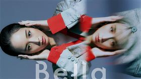 《Bella儂儂》雜誌 1月開年號封面人物-張鈞甯