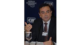 日產汽車公司(Nissan Motor Co.)前董事長戈恩(Carlos Ghosn)(圖/翻攝自維基百科)