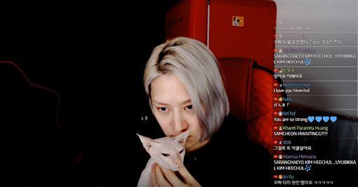 金希澈、雪莉/YouTube