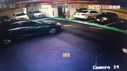 停車場,警匪,碧華國小,拒撿,三重