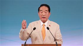 三位總統侯選人辯論會照片,照片來源,台北市攝影記者聯誼會提供蔡英文,韓國瑜,宋楚瑜 (20191229)