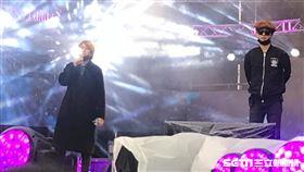 桃園跨年卡司祭出重量級南韓天團SUPER JUNIOR-K.R.Y.子團成員圭賢、厲旭和藝聲(讀者提供)
