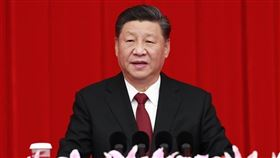 習近平,全國政協新年茶話會(圖/翻攝自新華網)