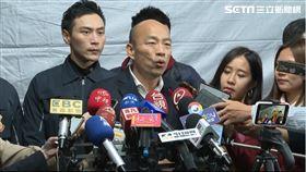 韓國瑜,跨年後受訪