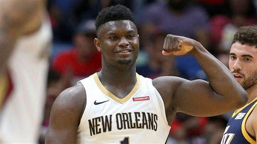 NBA/鵜鶘起飛?傳怪物狀元將回歸NBA,紐奧良鵜鶘,選秀,狀元,Zion Williamson翻攝自推特