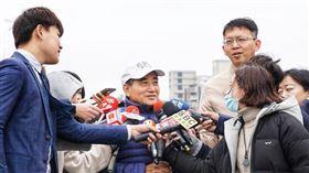前立法院長王金平。(圖/王金平辦公室提供)