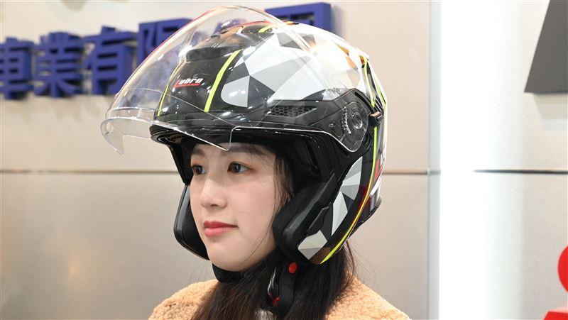 機車騎士肉包鐵 安全帽挑選很重要