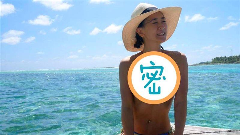 奉上美胸辣照 新年「晶晶體」再現!