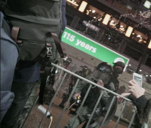 香港,反送中,港警,示威,胡椒噴霧https://www.facebook.com/busueb/posts/2571427306274782