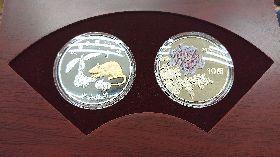 收藏家照過來 鼠年生肖套幣14日開賣